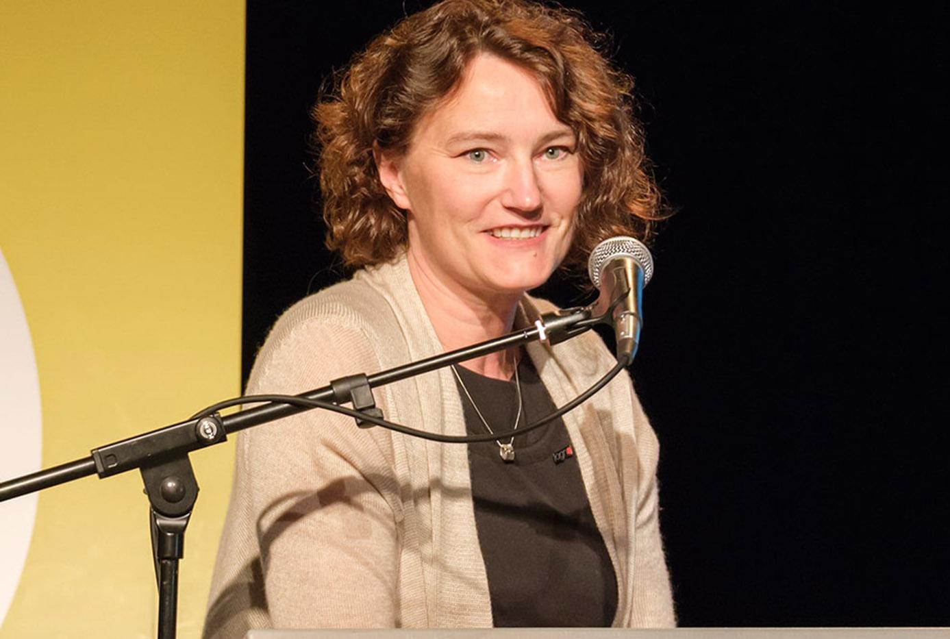 Anja Rosen – re!source Jahreskonferenz 2019